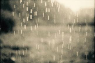 Pluie d'orage